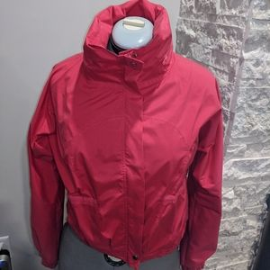 LULULEMON Hot Pink Devi Spring Jacket